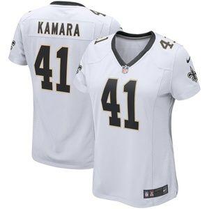 Women's New Orleans Saints Alvin Kamara Jersey